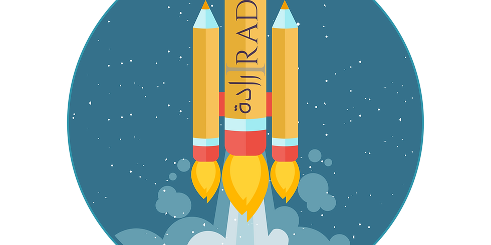IRADAH Launch!
