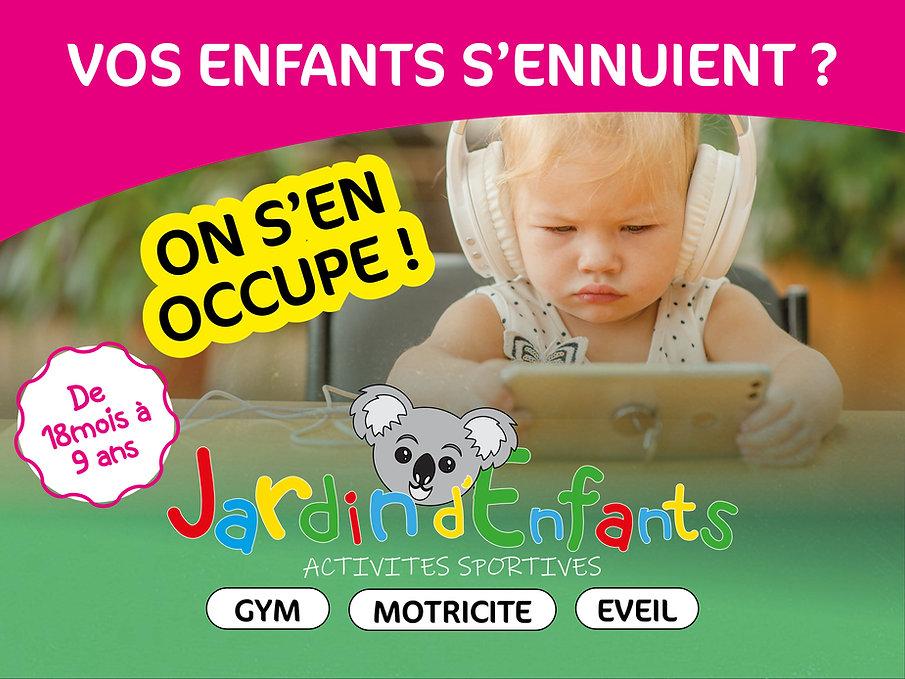 Jardin d'Enfants Gémenos