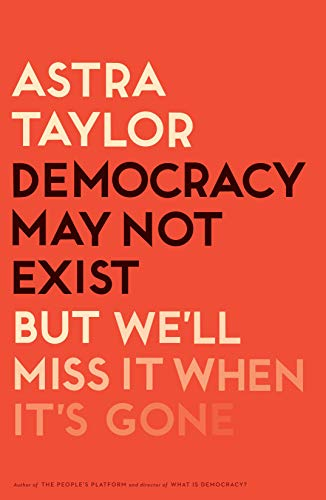Taylor - DEMOCRACY MAY NOT EXIST - Jacke