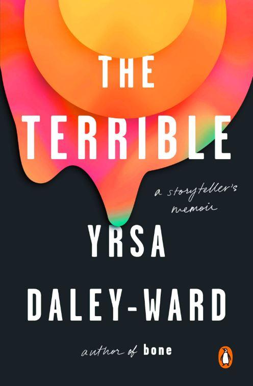 Daley-Ward - THE TERRIBLE - Jacket