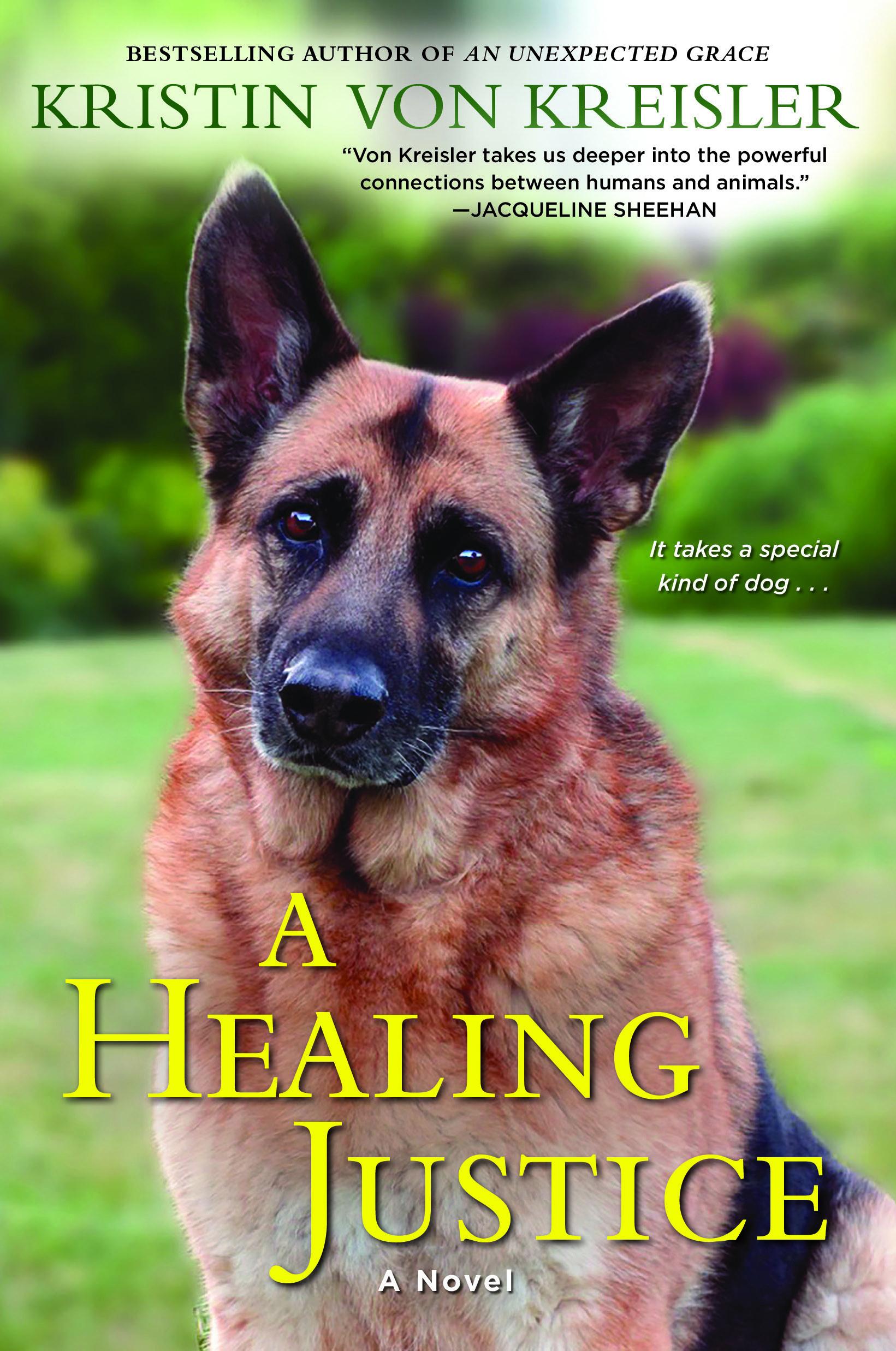 von Kreisler - jacket design - A Healing Justice