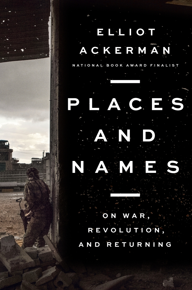 Ackerman - PLACES AND NAMES - Jacket