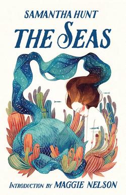 Hunt - THE SEAS reissue - jacket