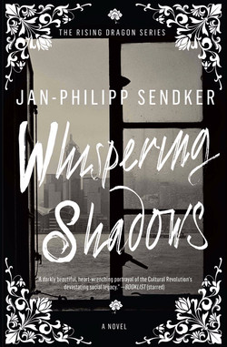 Sendker - WHISPERING SHADOWS - jacket