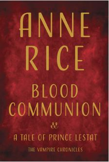 Rice - BLOOD COMMUNION - Jacket