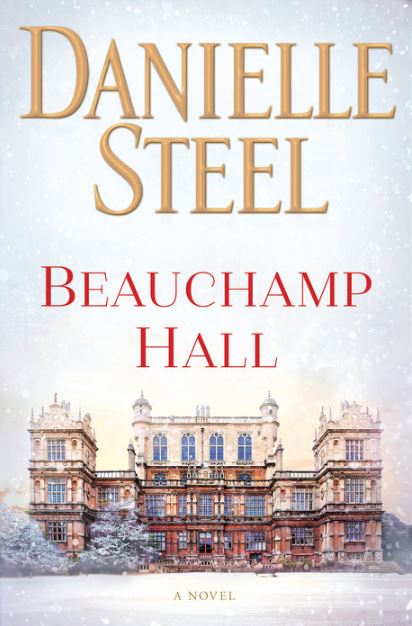 Steel - BEAUCHAMP HALL - Cover