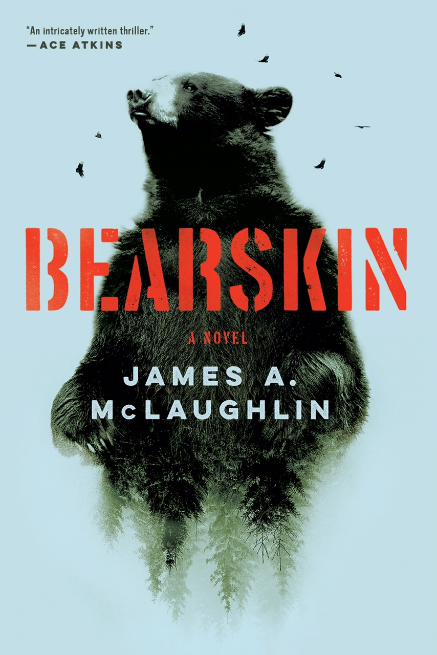 McLaughlin - BEARSKIN - jacket