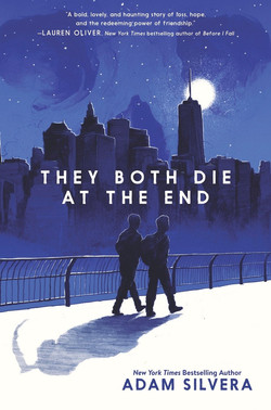 Silvera - THEY BOTH DIE AT THE END - jacket