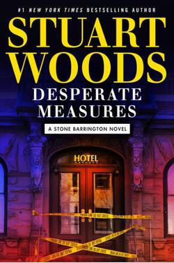 Woods - DESPERATE MEASURES - Cover