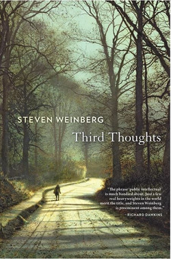 Weinberg - THIRD THOUGHTS - Jacket