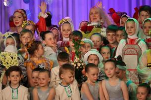 """Отчётный концерт """"Рябинка"""" 2021"""