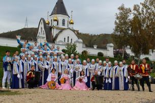 Народный ансамбль песни и танца «Метелица» вновь стал лауреатом I степени