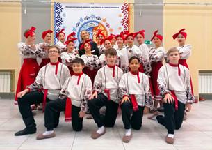 Образцовый хореографический ансамбль «Рябинка» снова один из лучших!