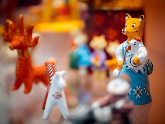 Мастера отдела ремесел примут участие в выставке-ярмарке народных художественных промыслов «ЛАДЬЯ»