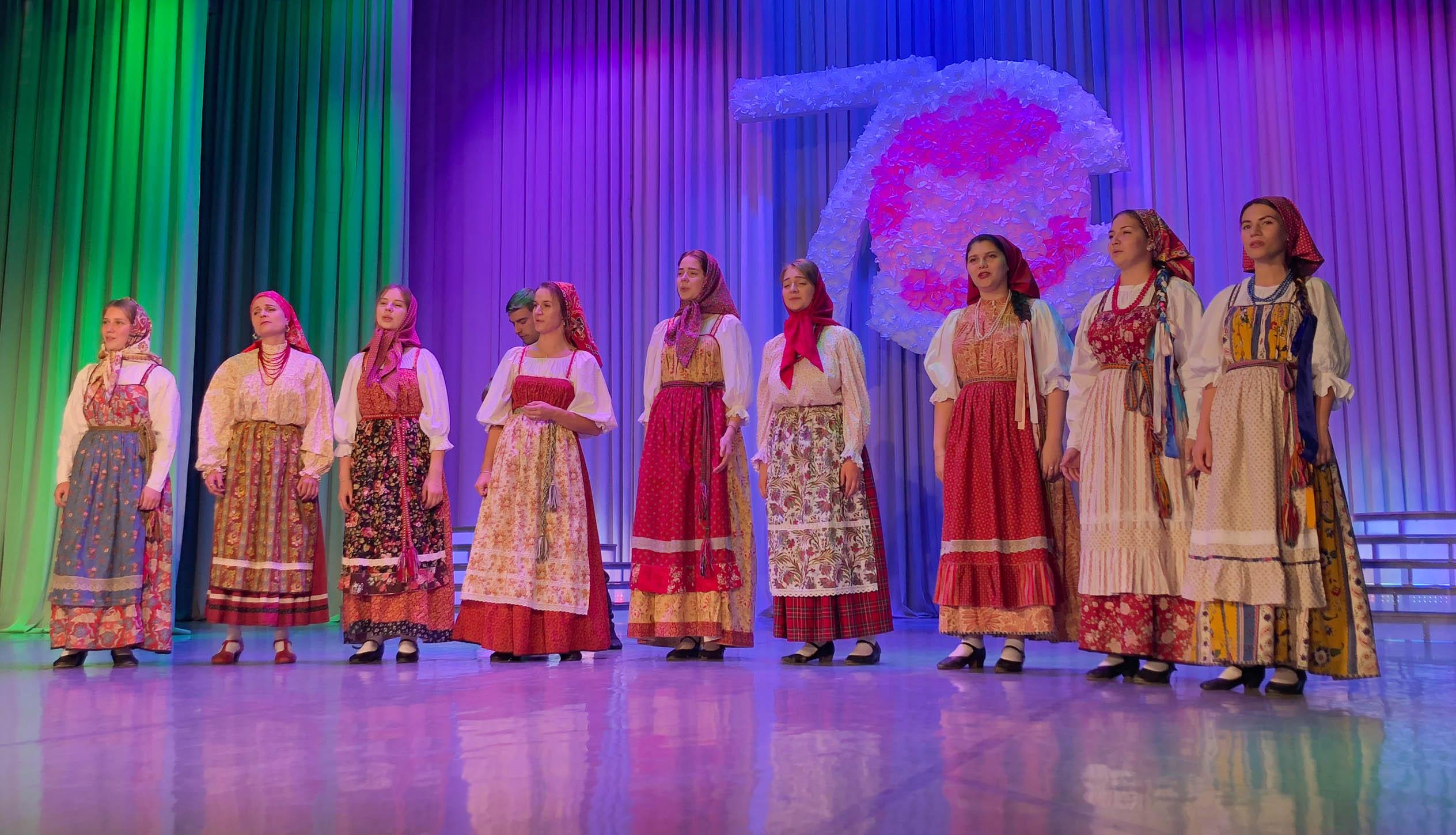 Фольклорный ансамбль «Аржаница»