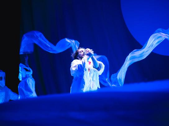 25 февраля состоялась долгожданная премьера спектакля «Стояние Аввакума»
