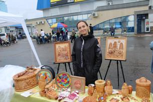 Творческий десант посетил «Ангарский пирог»