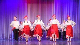 Очередная творческая победа Образцового хореографического ансамбля «Рябинка»