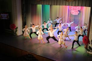 Отчетный концерт образцового хореографического ансамбля «Рябинка»