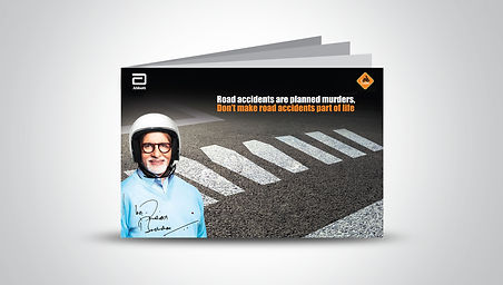 Abbott road safety campaign
