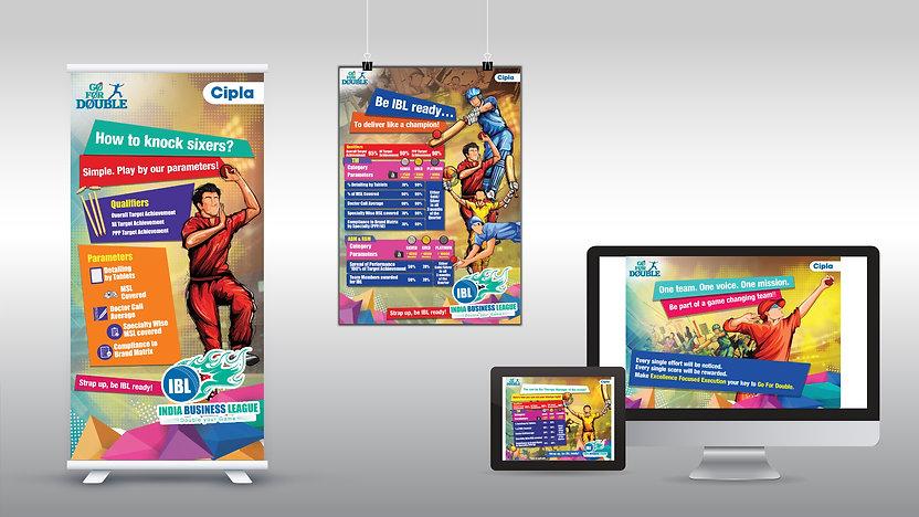 Pharma creative ad