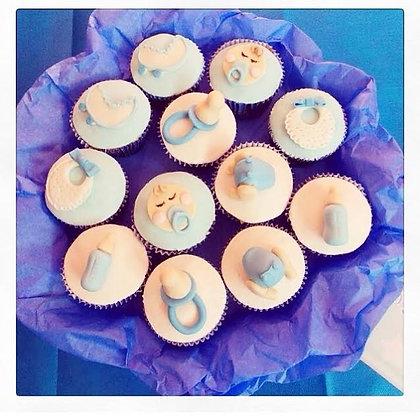 CUPcakes temáticos con relleno de d.leche (CLICK PARA VER DETALLES)