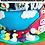 Thumbnail: Torta modelada de 1 piso - 3 kg (envío GRATIS en Mont)