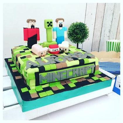 Torta modelada de 1 piso - 4 kg (envío GRATIS en Mont)