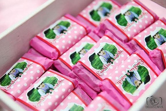Chocolatines personalizados (CLICK PARA VER DETALLES) Mín. 20