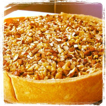 Tarta de manzana PREMIUM (CLICK para ver opciones de tamaños)
