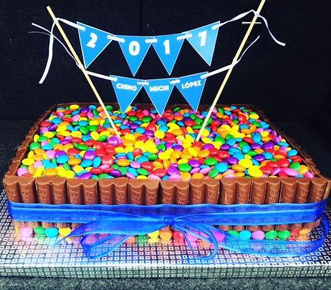 Torta 4 kg Fantasía Personalizada (CLICK PARA VER DETALLES)