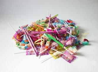 Relleno para la Piñata tamaño CHICO (250 unidades) CLICK PARA VER DETALLES