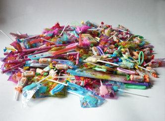 Relleno para la Piñata tamaño GRANDE (450 unidades) CLICK PARA VER DETALLES