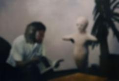 Theo Bargiotas, Untitled. Oil on canvas