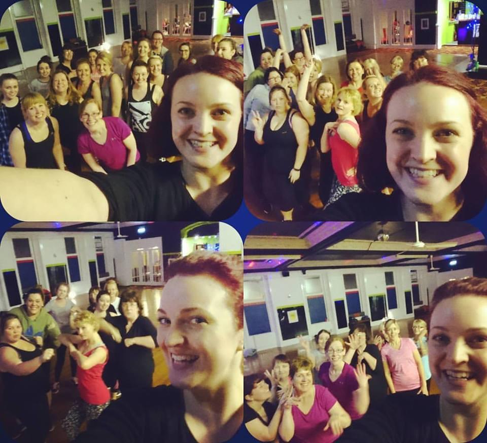 Adult dance class Falkirk