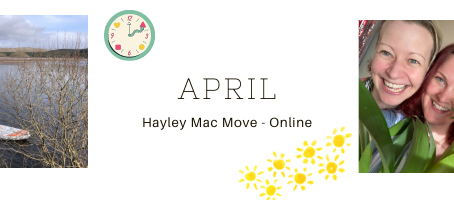 1 year and counting........April Newsletter