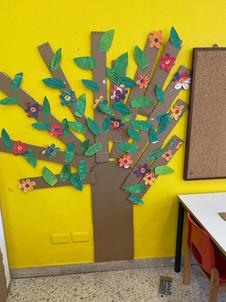 L'albero della bontà - sezione A- Scuola