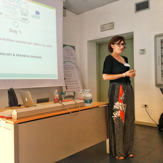 Presentation by Alessia Agliati & Veronica Ornaghi