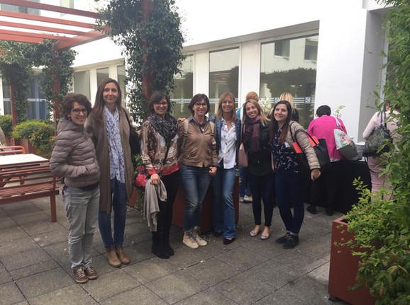 University of Milano-Bicocca team