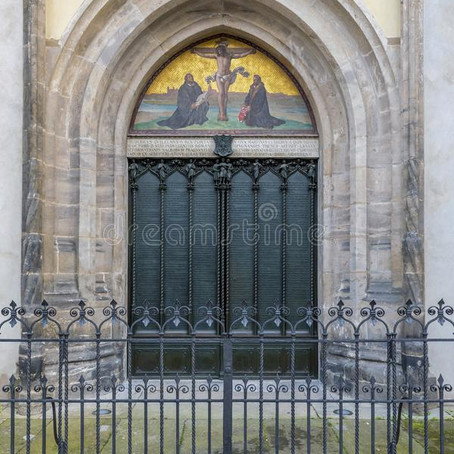 Reformation Day: Turning a Fresh Ear to the Gospel