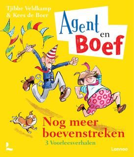 Agent en Boef: nog meer boevenstreken