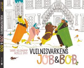 Vuilnisvarkens Job en Bob
