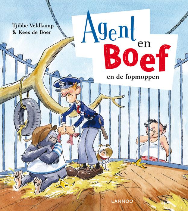 Agent en Boef en de fopmoppen