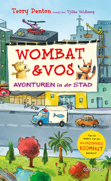 Wombat & Vos avonturen in de stad