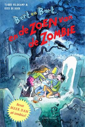 Bert en Bart en de zoen van de zombie