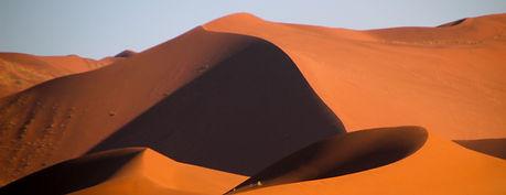 Dünen in Namibia