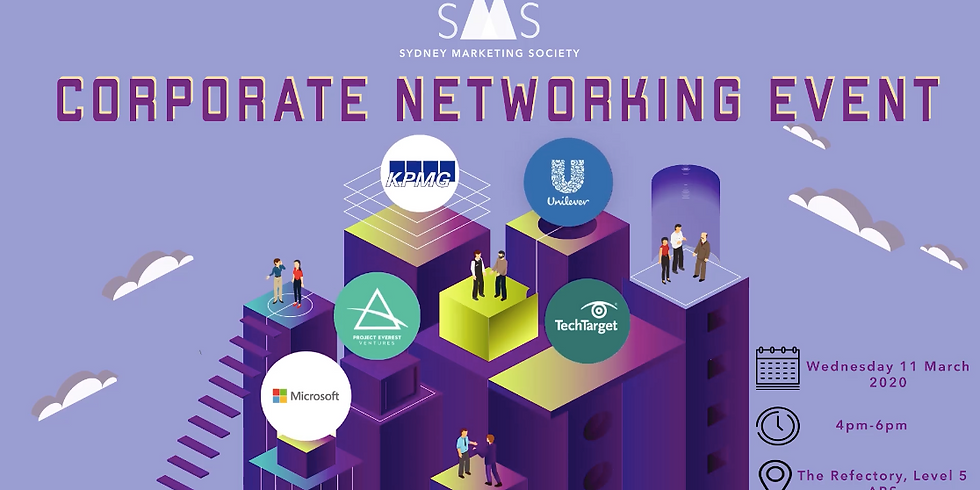 SMS Presents: Corporate Networking Event