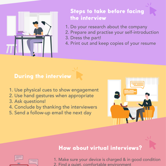 Interviews - SMS First Year's Guide #5