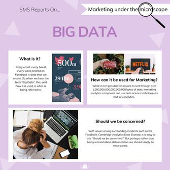 Big Data - Marketing Under The Microscope #7