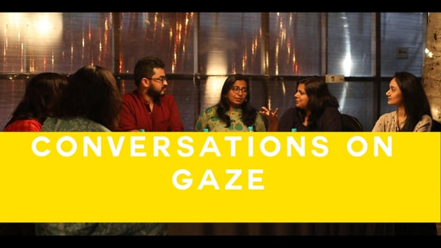 Anat_Female Panel on Gaze in Indian Films (Promo)